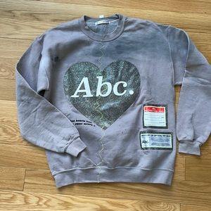 Advisory Board Crystals limited edition sweatshirt